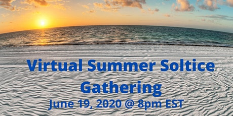 Virtual New Moon Gathering tickets