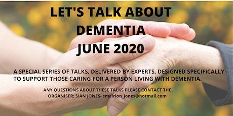 Let's Talk about Dementia- Delirium ingressos