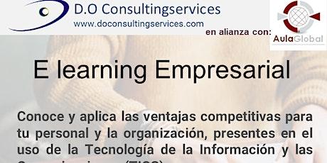 E learning Empresarial entradas