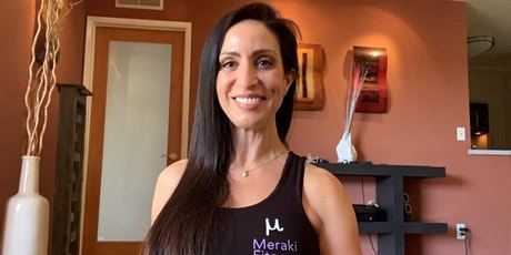 Meraki Fitness Free Online Personal Training tickets