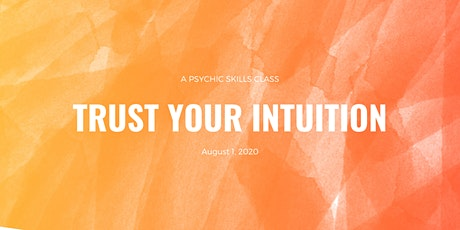 Intro to Psychic Skills: Intuitive Center tickets