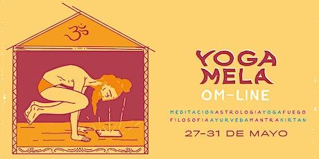 Yoga Mela Omline entradas