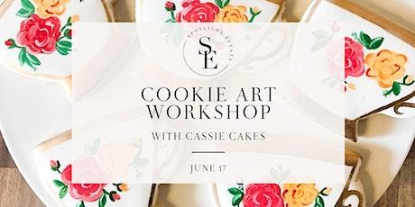 Cookie Art Workshop tickets