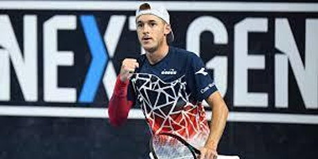 King of The Court Tennis with current ATP Player Liam Caruana!!! tickets