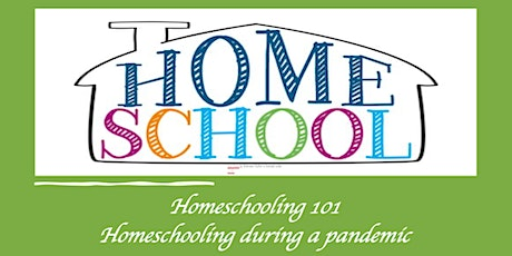 HOMESCHOOLING  DURING A PANDEMIC!!!! tickets