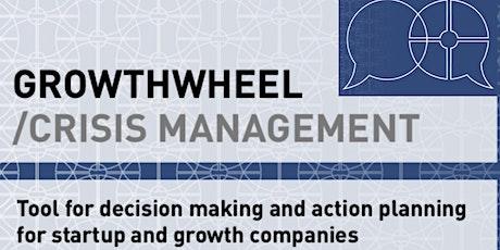 Atualização GrowthWheel - Como Fazer Gestão Em Tempos de Crise ingressos