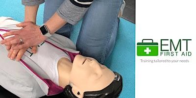1 day Emergency First Aid At Work - Hatcham SE4