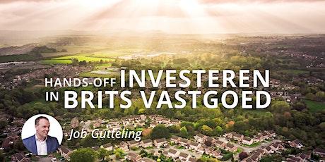 Hands-off investeren in Brits vastgoed tickets