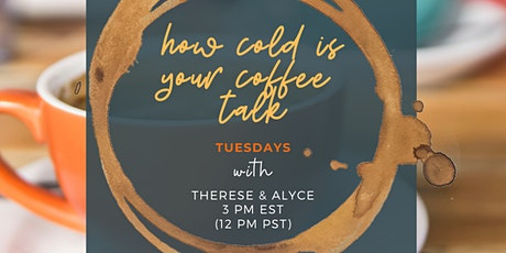 How Cold Is Your Coffee Talk: Sustainable Beauty tickets