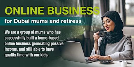 [Dubai]  0% RISK ONLINE BUSINESS FOR PASSIVE INCOME tickets