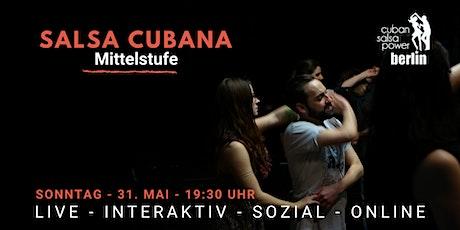Salsa Cubana Mittelstufe - Partnerwork Tickets