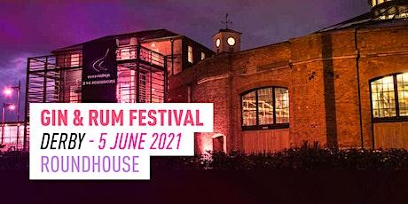 The Gin & Rum Festival - Derby - 2021 tickets
