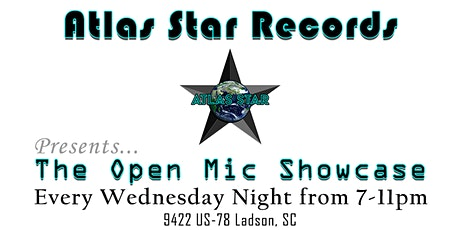 The Open Mic Showcase tickets