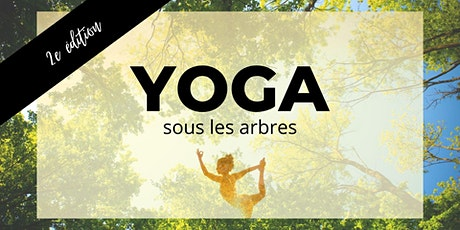 YOGA - Parc Lalancette tickets