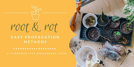 Root and Rot: Easy Propagation Methods tickets