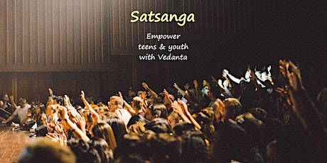 Satsanga, Well-being Education for teens & youth tickets
