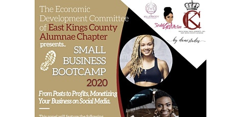 Posts to Profits, Monetizing Your Business on Social Media tickets
