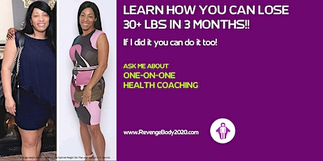 How to Lose 30+ LBS IN 3 Months!   Weight loss Secrets Revealed tickets