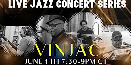 Grown Folks Jazz featuring VINJAC tickets