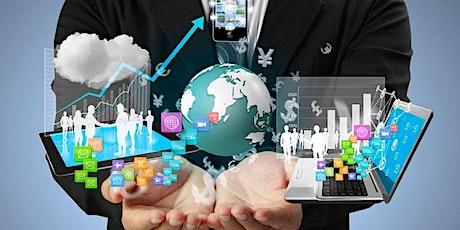 Webinar: Aplicación de Tecnologías en la actualidad  MIERCOLES 10  DE JUNIO entradas