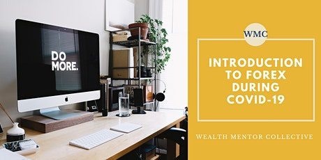 Introduction to Forex During COVID-19 tickets