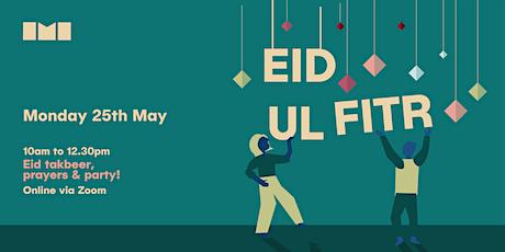 Inclusive Mosque Eid Ul Fitr 2020 tickets