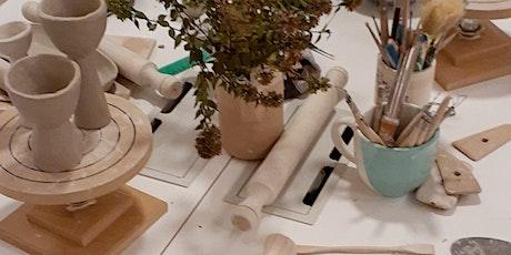Workshop: Cuencos y Pequeños Objetos (ONLINE - EN  entradas