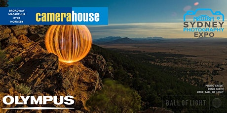 Capture With Olympus: Long Exposure | Sydney Photography Expo tickets