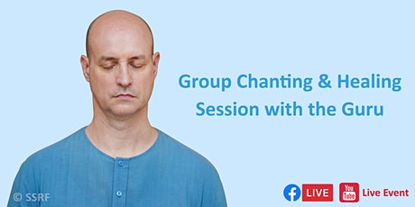 Group Chanting & Healing Session with the Guru tickets