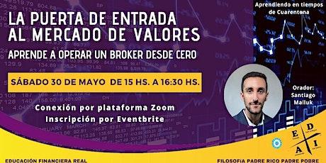 Aprende a operar un Broker de Bolsa desde 0 entradas