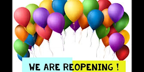 We Are ReOpening the Museum tickets