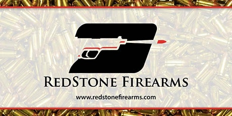 Outdoor Range Day - SFV Shooters & Redstone Firearms - Afternoon tickets