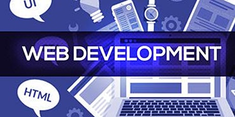4 Weeks Web Development  (JavaScript, CSS, HTML) Training  in Christchurch tickets