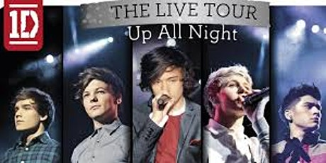 Up All Night Experience tickets