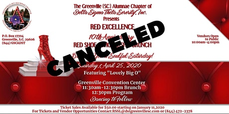 Red Shoe Scholarship Brunch 2020 tickets