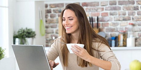 Webinar: Discover Wellness While at Home tickets