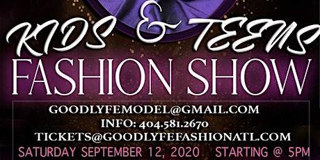 Atlanta Kids & Teens Fashion Show tickets