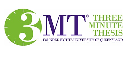 2020 VIRTUAL UOW 3MT FINAL: Tuesday 18th August 2020 tickets
