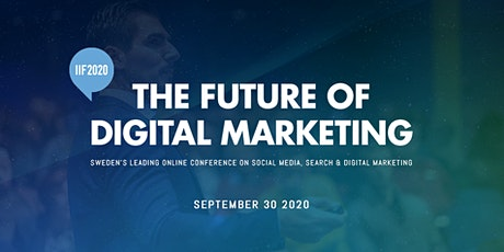 IIF2020 - Digital Marketing Conference - LIVE tickets