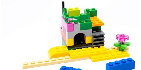LEGO® SERIOUS PLAY® - Eine virtuelle Einführung in die Methode Tickets