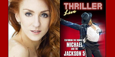THRILLER LIVE WORKSHOP WITH KATIE BRADLEY tickets