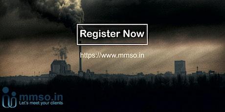 Webinar on innovative variations in Air Pollution Industry post COVID19 tickets