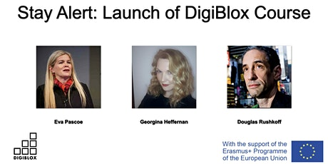 Stay Alert: Launch of DigiBlox Course tickets
