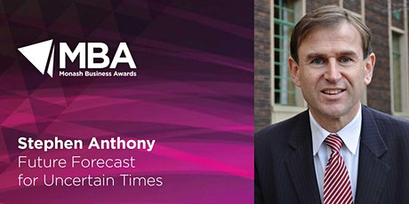 Stephen Anthony -Future Forecast for Uncertain Times tickets