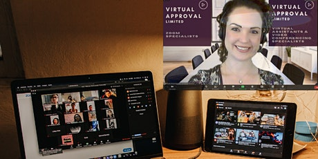 Zoom for All - Become a Virtual Meeting Pro  -  USA / Canada / America tickets