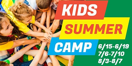 CrossFit Fox Den Kids Summer Camp tickets
