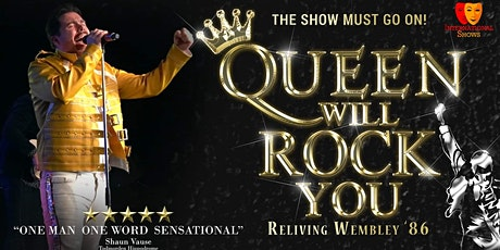 Queen Will Rock You - Drive In LIVE Concert - COVID-19 SAFE tickets