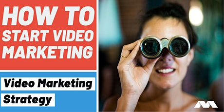 Video Marketing Strategy Course tickets