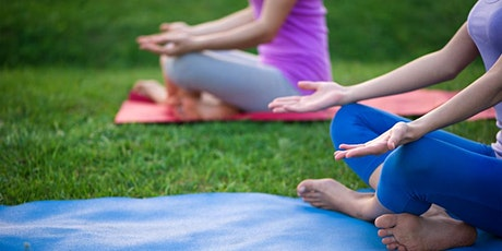 Saturday Morning OUTDOOR YOGA! 11AM SESSION tickets
