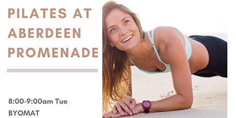 Outdoor Pilates Mat Class @Aberdeen Promenade tickets